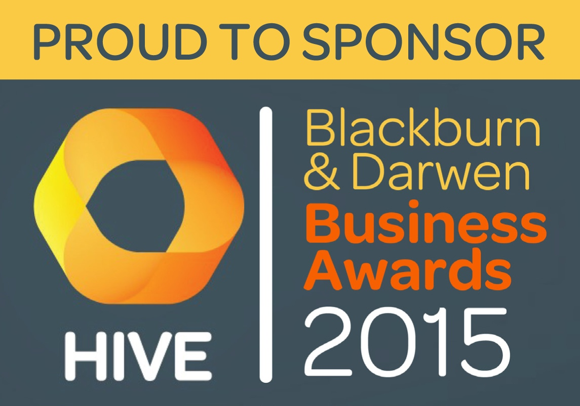 Hive 'proud to sponsor' logo