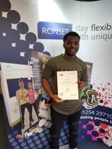 Apprenticeship Certificate