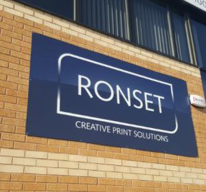 Ronset Printers Blackburn