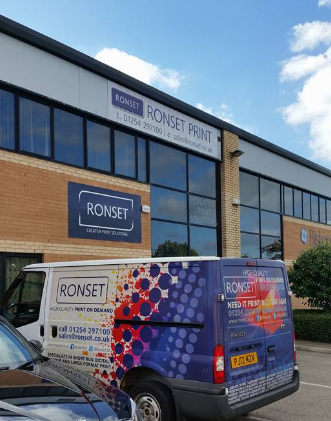 Build A Partnership With Ronset Printers