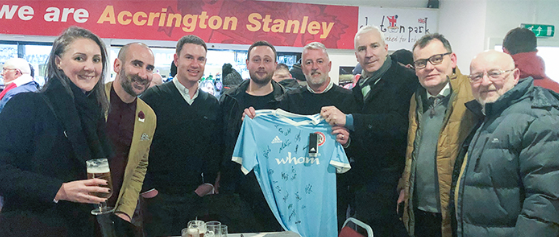 Accrington Stanley Sponsors